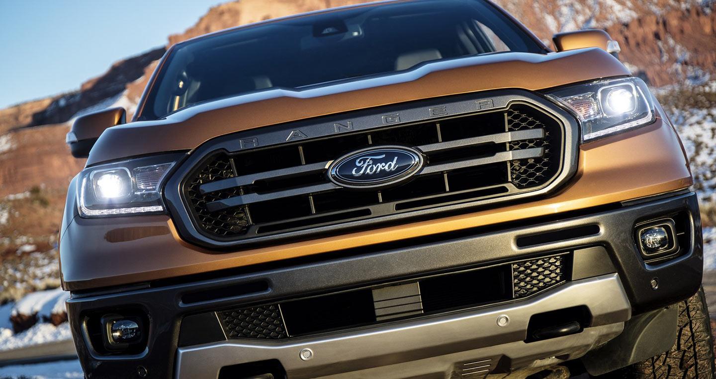 Ảnh chi tiết Ford Ranger 2019: Lột xác ngoạn mục - ảnh 7