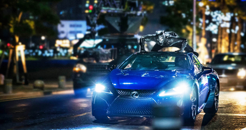 Lexus muốn 'săn đón' khách hàng trẻ tuổi