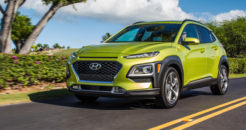 Hyundai Kona có giá từ 19.500 USD tại Mỹ
