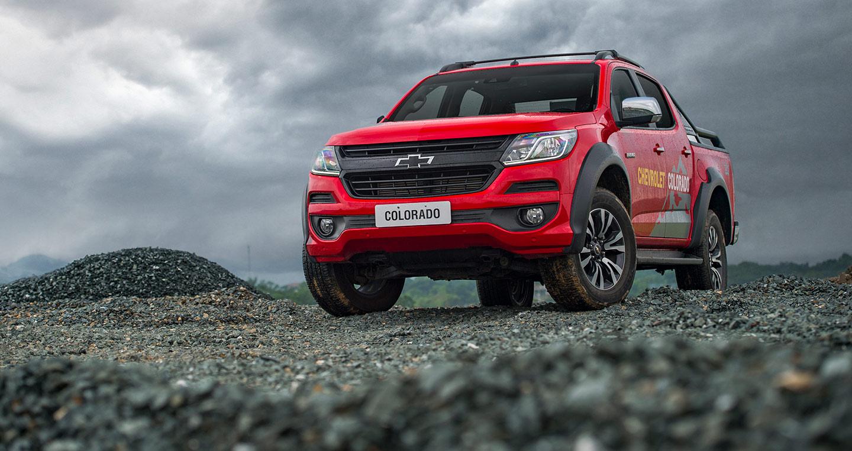 Colorado bán chạy, Chevrolet Việt Nam lập kỷ lục doanh số mới