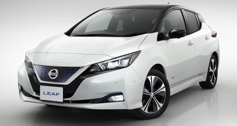 Nissan LEAF mới sẽ có mặt tại 7 thị trường châu Á và châu Đại Dương