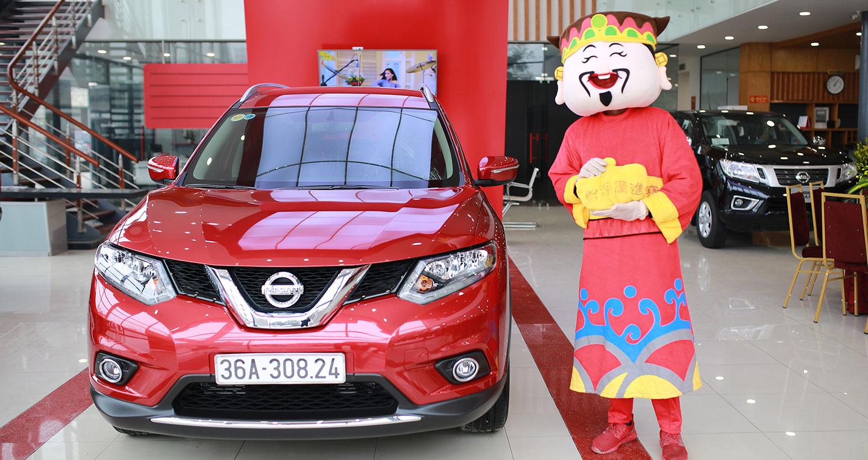 Rộn ràng sắc xuân tại hệ thống showroom Nissan Việt Nam