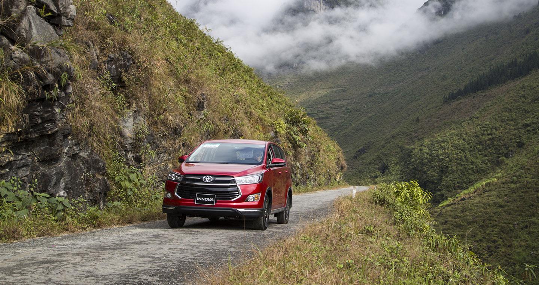Tháng đầu năm 2018, Toyota Việt Nam bán 5.131 xe