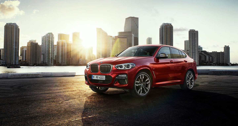 BMW X4 2019: Lớn hơn, nhẹ hơn và hấp dẫn hơn