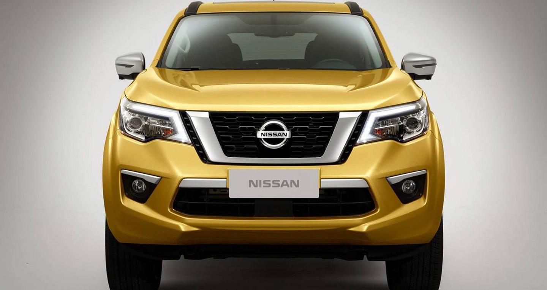 Nissan Terra - SUV dựa trên bán tải Navara chính thức lộ diện