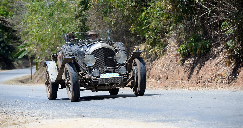 """Bentley SuperSports 1925: Xe cổ """"cực độc"""" đến Việt Nam"""
