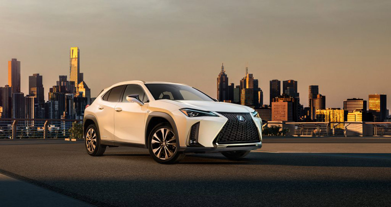 Lexus UX – Xe sang cho giới trẻ sắp xuất hiện trên thị trường