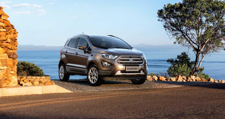 Ford EcoSport 2018 có giá từ 545 triệu đồng