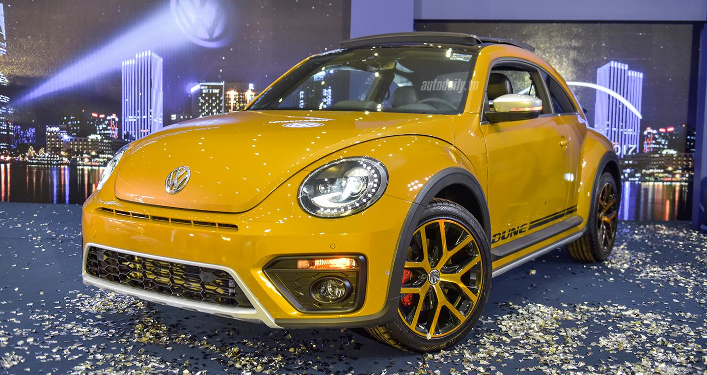 """Huyền thoại"" VW Beetle sắp bị khai tử"