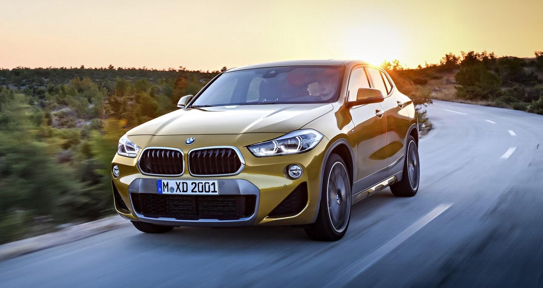 BMW giới thiệu X2 và X3 phiên bản giá rẻ