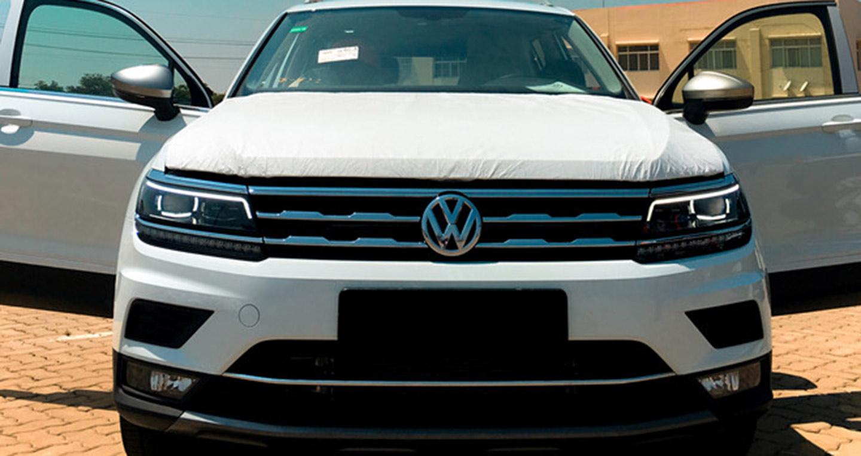 Lô xe Volkswagen Tiguan 7 chỗ về Việt Nam, giá 1,7 tỷ đồng