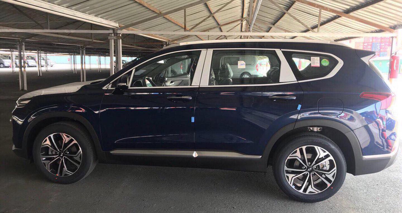 Hyundai Santa Fe 2019 bất ngờ có mặt tại Việt Nam