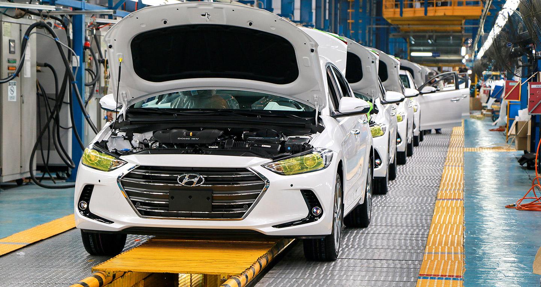 Sắp khởi công nhà máy sản xuất, lắp ráp ôtô Hyundai thứ 2 tại Ninh Bình