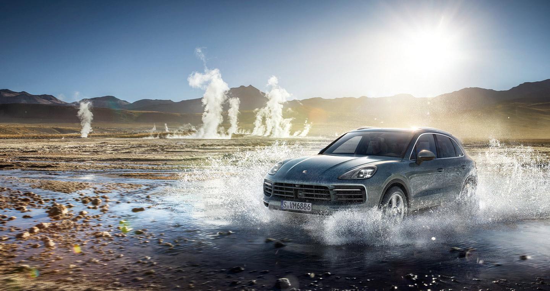 Porsche Cayenne thế hệ mới: Gắn kết mọi hành trình cảm xúc