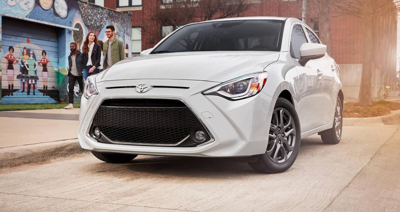 Toyota Yaris 2019 lộ diện với kiểu dáng bắt mắt