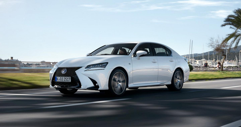 Lexus ngừng sản xuất mẫu GS ở châu Âu