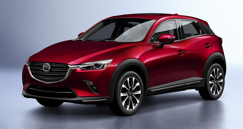 Mazda CX-3 2019 trang bị phanh tay điện tử