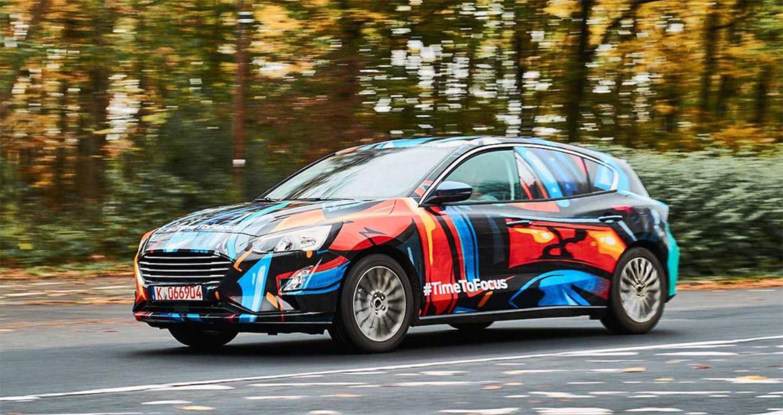 Những điều thú vị cần biết về Ford Focus thế hệ mới sắp ra mắt