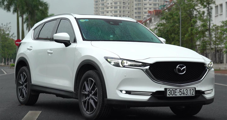 Đánh giá ưu nhược điểm của Mazda CX-5 2018