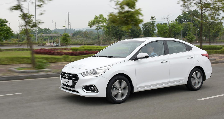 Giá lăn bánh của Hyundai Accent 2018 là bao nhiêu?