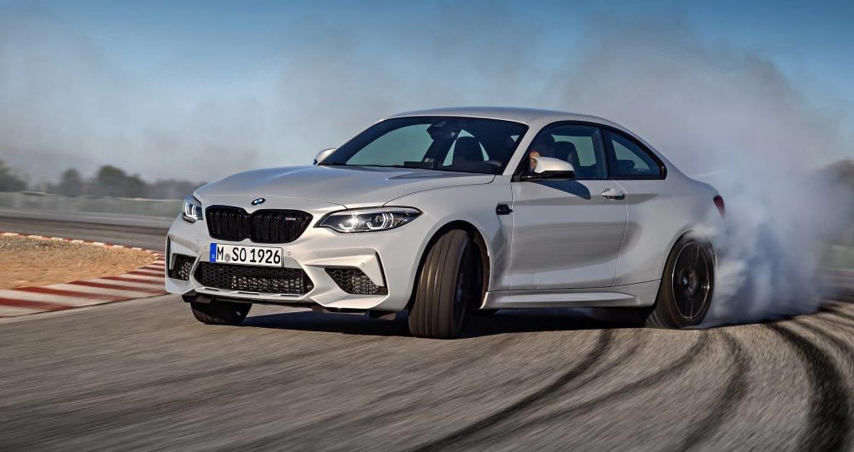 BMW M2 Competition 2019 chính thức ra mắt