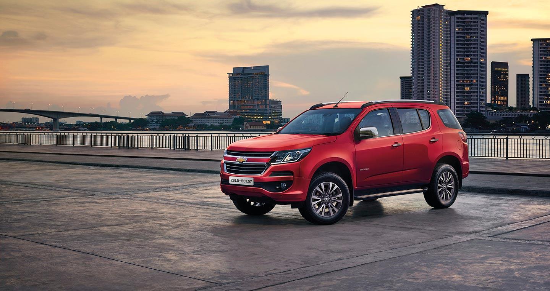 """Chevrolet Trailblazer chuẩn bị ra mắt, """"quyết đấu"""" Fortuner"""