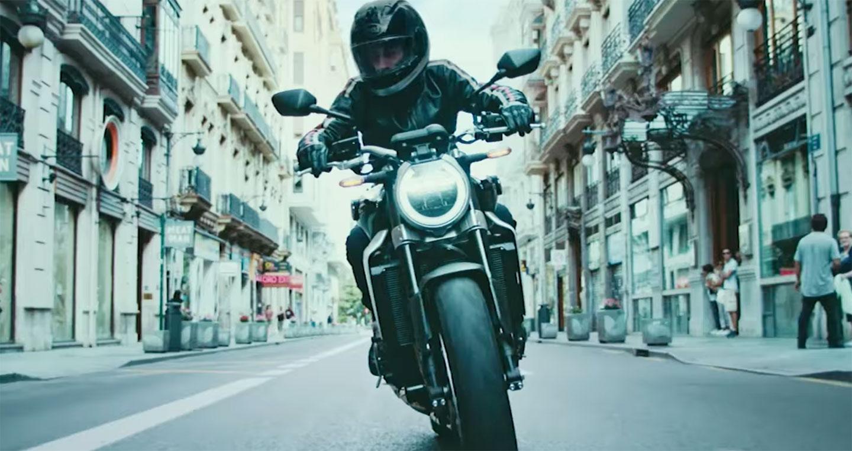 Cửa hàng xe mô-tô Honda sắp khai trương