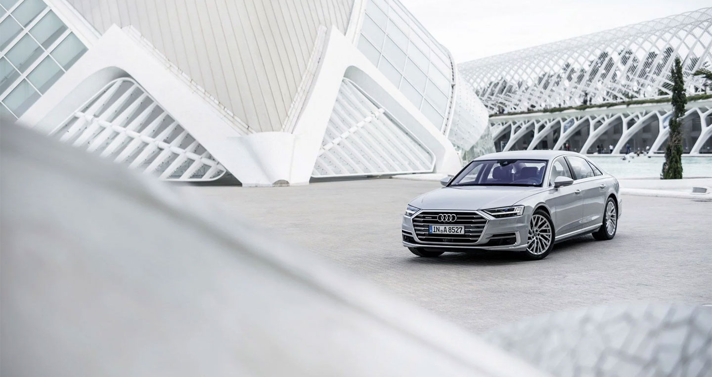 Audi A8 2019 có giá từ 83.800 USD