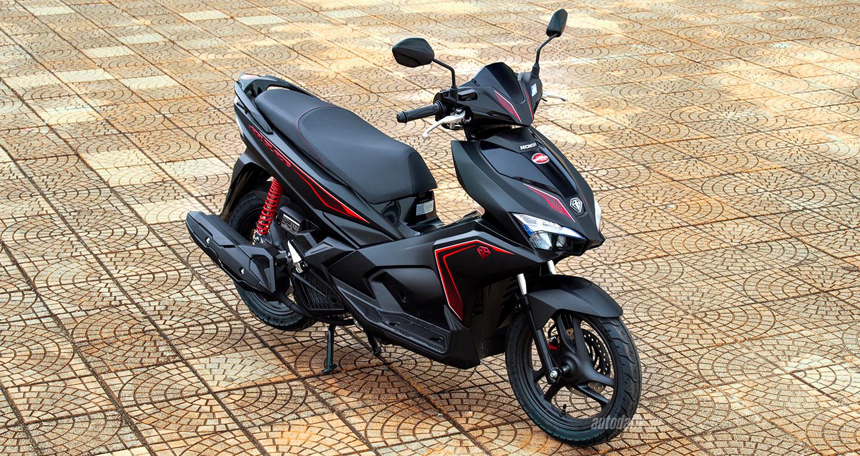 Xe máy Honda chiếm 72,5% thị phần với gần 2,4 triệu chiếc