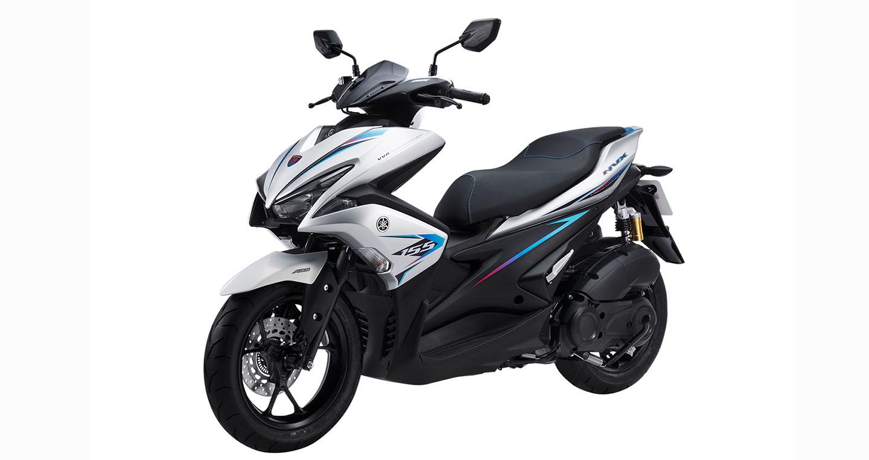 Loạt xe máy Yamaha phiên bản kỷ niệm trình làng