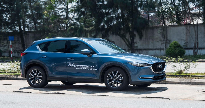 Bảng giá xe Mazda, Kia, Peugeot và MINI tháng 6/2018