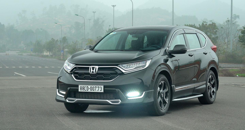 5 tháng đầu năm 2018, Honda Việt Nam bán hơn 4.900 xe nhập