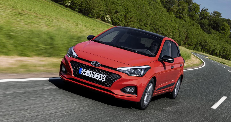 Hyundai i20 bản nâng cấp chốt giá từ 18.573 USD tại Anh