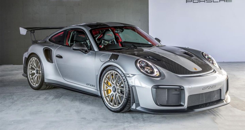 Porsche 911 GT2 RS 2018 giá từ 719.316 USD tại ĐNÁ