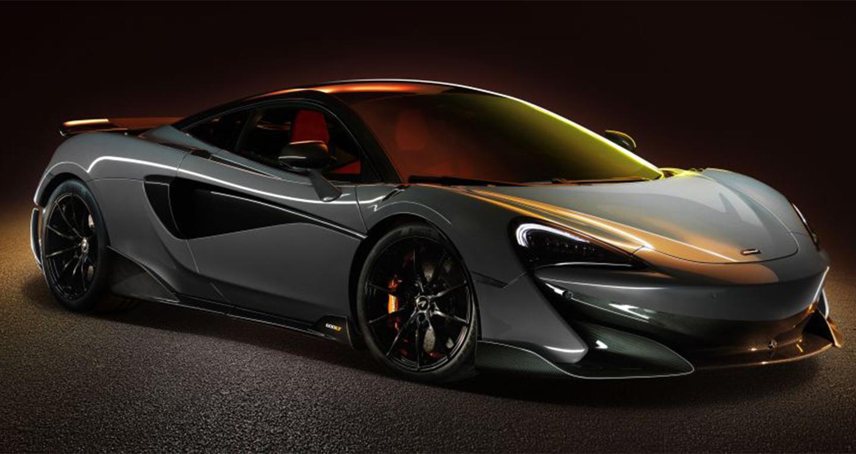 McLaren 600LT chính thức lộ diện mạnh 600 mã lực