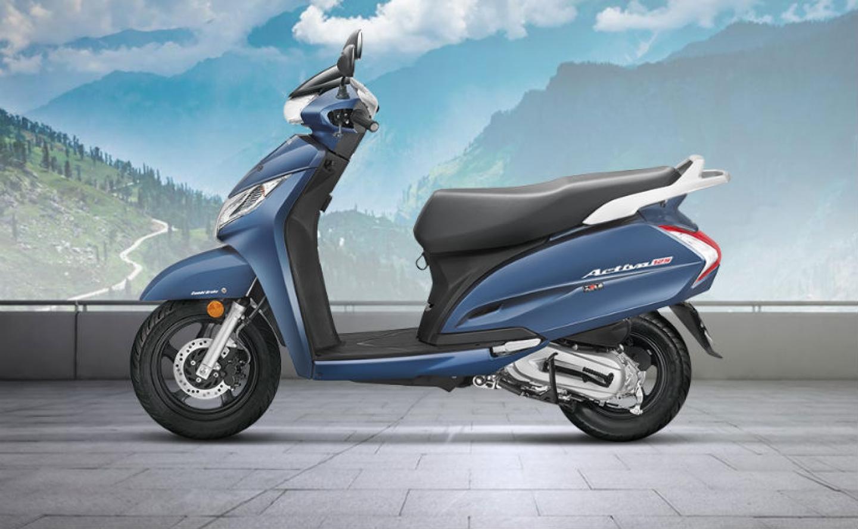 Honda Activa 125 2018 ra mắt đi kèm giá từ 870 USD