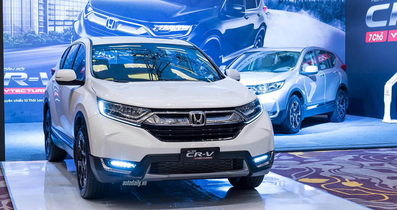 Lượng tiêu thụ xe nhập khẩu giảm mạnh trong tháng 6