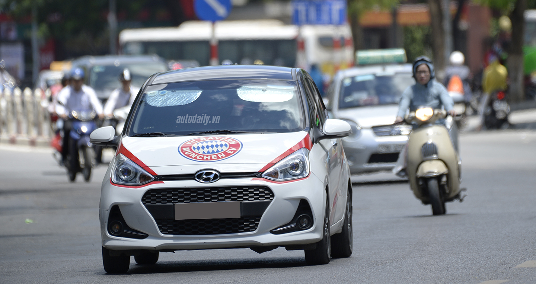 Vượt Toyota Vios, Hyundai Grand i10 bán chạy nhất Việt Nam