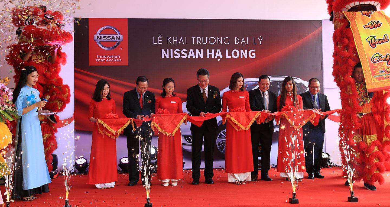 Nissan Việt Nam khai trương Đại lý thứ 20 trên toàn quốc – Nissan Hạ Long