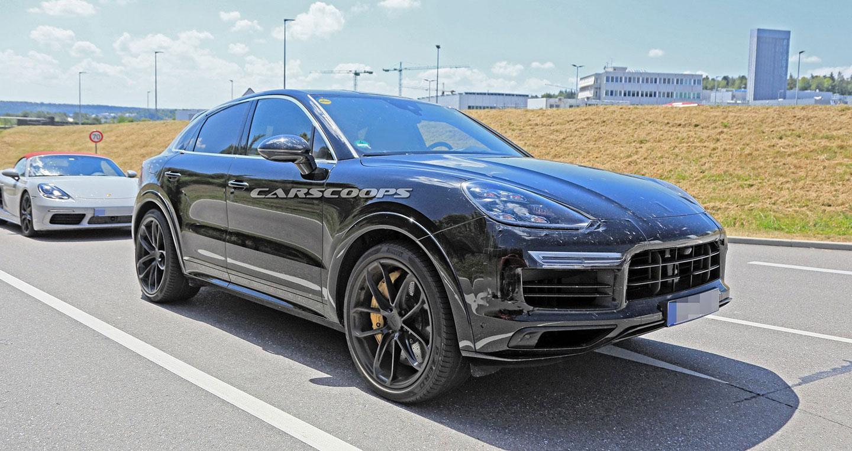 Porsche sẽ sản xuất Cayenne Coupe cạnh tranh với BMW X6