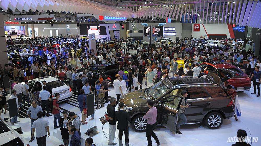 Sức mua ôtô lại suy giảm