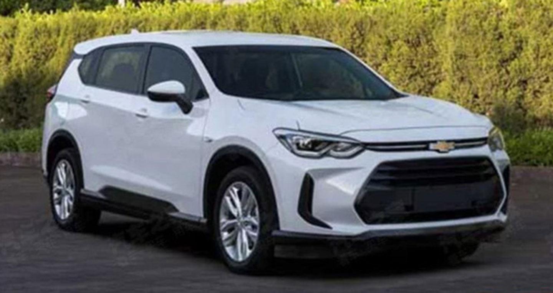 Lộ diện hình ảnh Chevrolet Orlando thế hệ mới