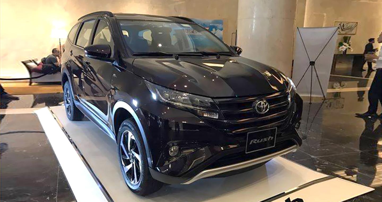 Toyota Rush, Mitsubishi Xpander: Cuộc chiến mới tại Việt Nam