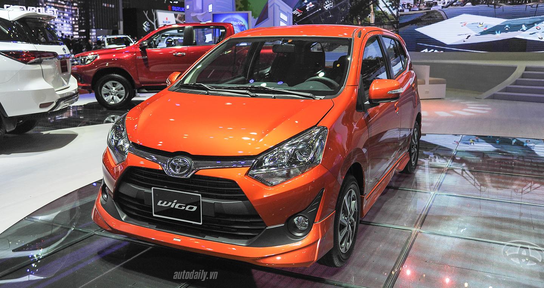 """Loạt xe """"hot"""" của Toyota sắp đổ bộ thị trường ô tô Việt"""