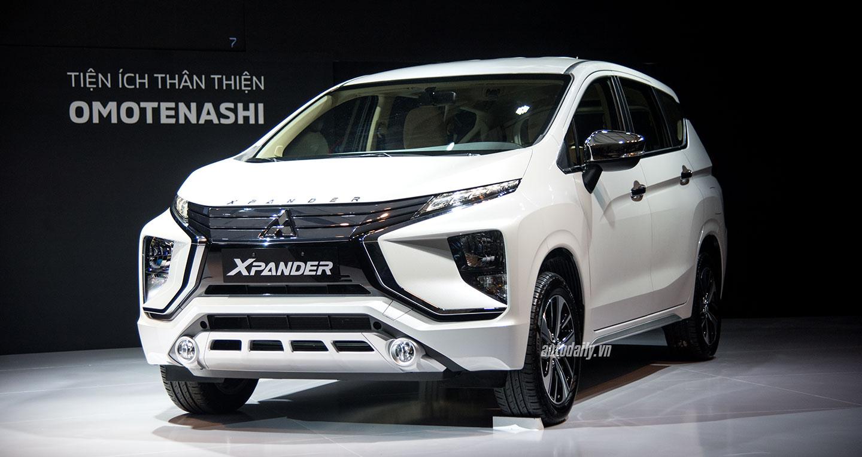 Tất tần tật về Mitsubishi Xpander nhập khẩu giá từ 550 triệu đồng