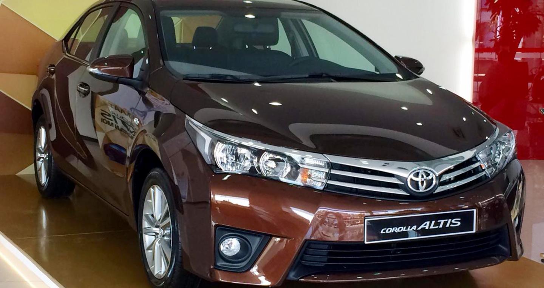 Toyota Việt Nam triệu hồi loạt xe do lỗi túi khí