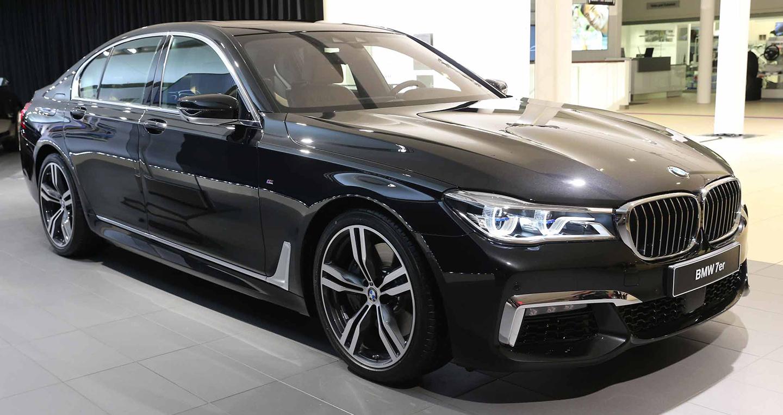 Lô xe BMW đầu tiên do THACO nhập khẩu đã về Việt Nam