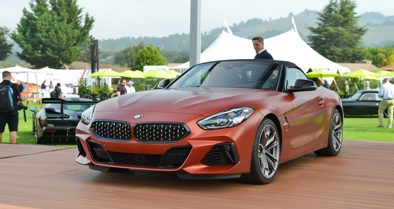BMW Z4 2019 chính thức ra mắt, thiết kế ấn tượng