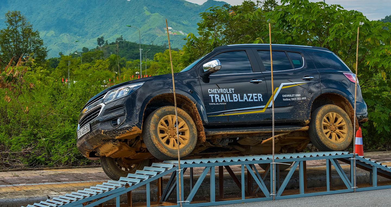 Cơ hội trải nghiệm Chevrolet Trailblazer hoàn toàn mới