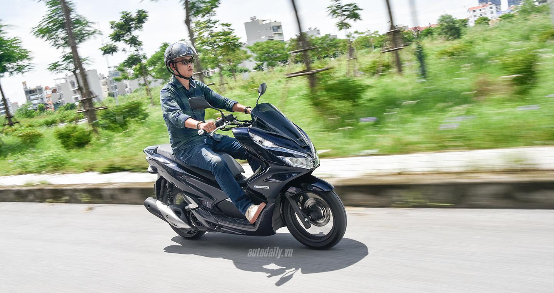 Đánh giá Honda PCX HYBRID: Thăng hoa cùng công nghệ tiên phong